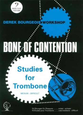 Bone Of Contention: Trombone Treble Clef (bourgeois)