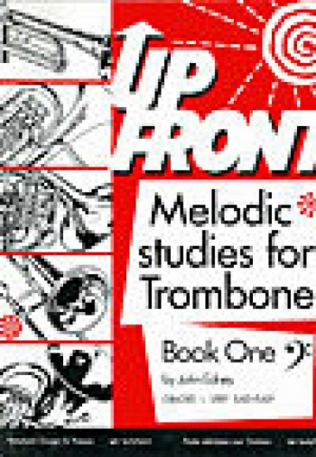 Melodic Studies: Book 1: Trombone Bass Clef (Edney)