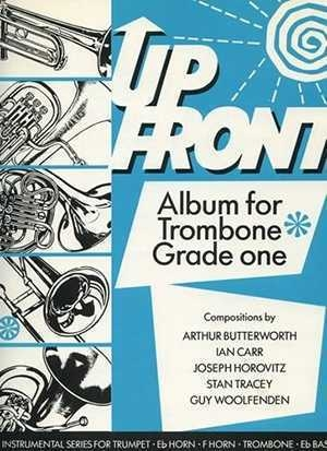 Up Front Album: Book 1: Trombone Bass Clef