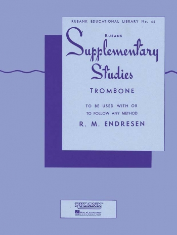 Supplementary Studies: Bass Clef: Trombone
