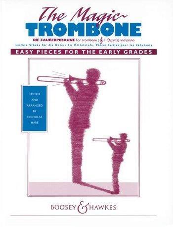 Magic Trombone The: Trombone and Piano