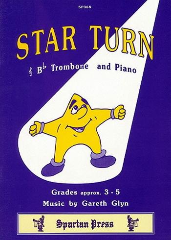 Star Turn: Trombone: Treble Clef
