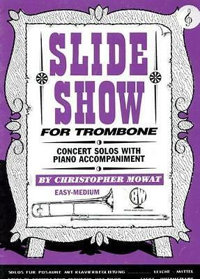 Slide Show Treble Clef: Trombone & Piano (mowat) (Brasswind)