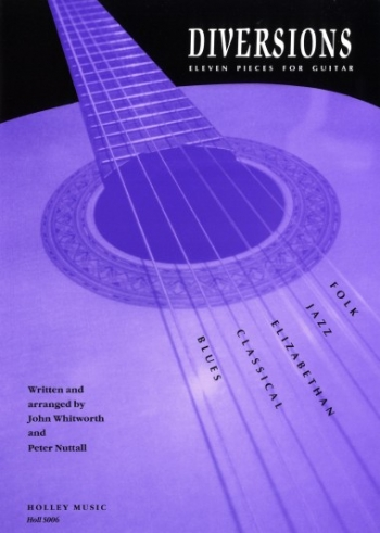 Diversions: Guitar: Classical (nuttall)