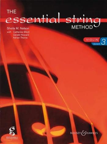 Essential String Method: Book 3: Violin