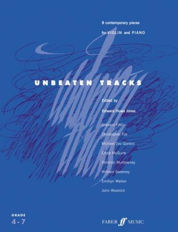 Unbeaten Tracks: Violin & Piano (Huws Jones)