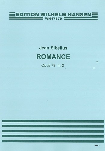 Romance: Op78 No2: Violin and Piano