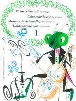 Violoncello Music For Beginners Vol 1: Cello & Piano