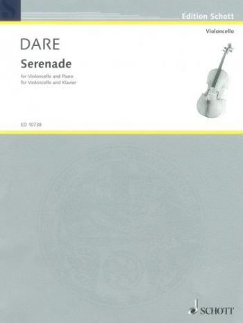 Serenade: Cello  & Piano (Schott)