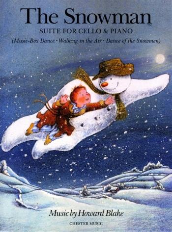 Snowman Suite: Cello And Piano