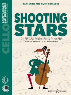 Shooting Stars: Cello & Piano: Complete (colledge) (Boosey & Hawkes)