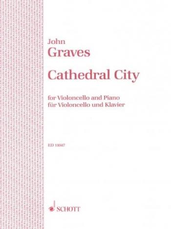 Cathedral City: Cello & Piano  (Schott)