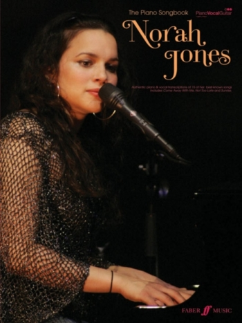 Norah Jones: Piano Songbook: Piano Vocal Guitar
