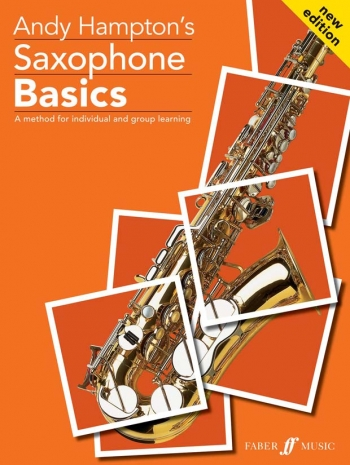 Saxophone Basics: Sax Pupil Book  (hampton)