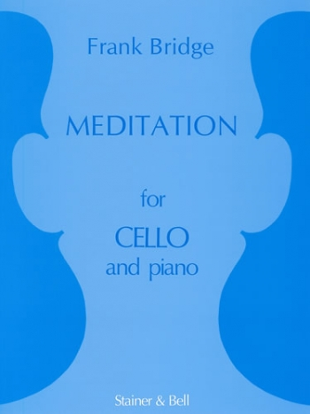 Meditation: Cello & Piano  (Stainer & Bell)