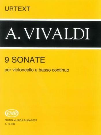 9 Sonatas: Cello & Piano (EMB)