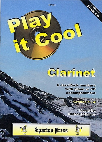 Play It Cool: Clarinet: Book & CD