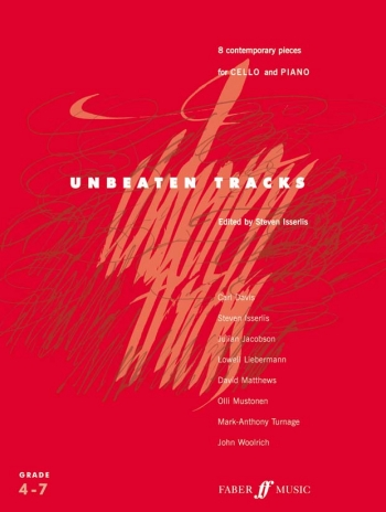 Unbeaten Tracks: Cello & Piano (Faber)