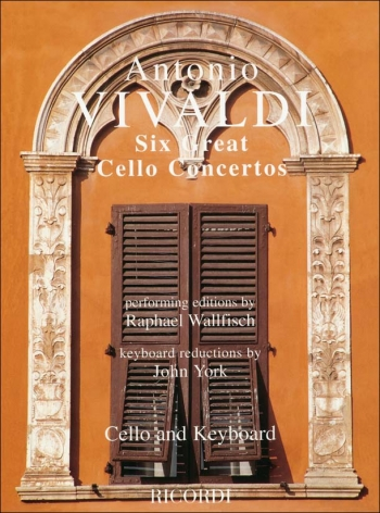 Great Cello Concertos 6: Cello