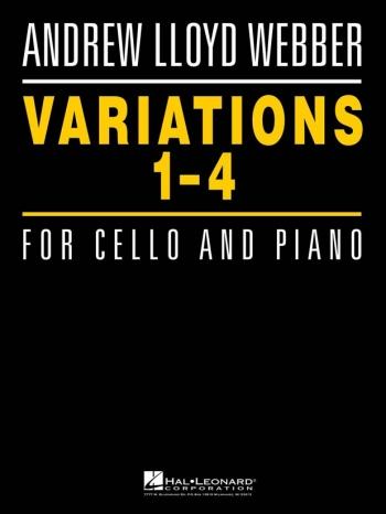 Variations 1 - 4: Cello & Piano (Julian Lloyd Webber)