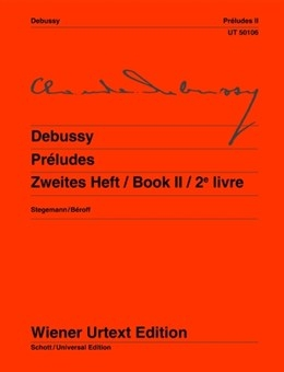 Preludes Vol.2: Piano (Wiener Urtext)