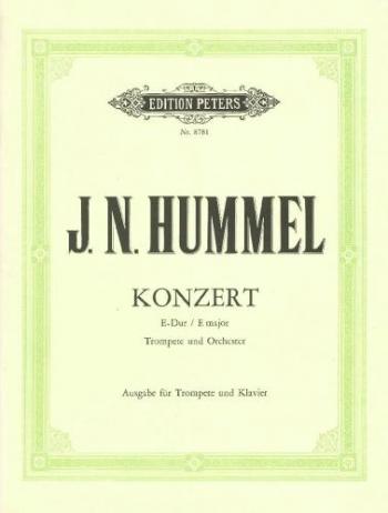 Trumpet Concerto E Major: Trumpet (Peters)