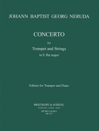 Trumpet Concerto In Eb: Trumpet & Piano (Musica Rara)
