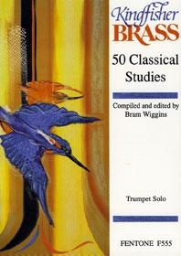 50 Classical Studies: Trumpet: Bram Wiggins