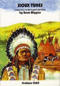 Sioux Tunes: Trumpet: Easy (Fentone)