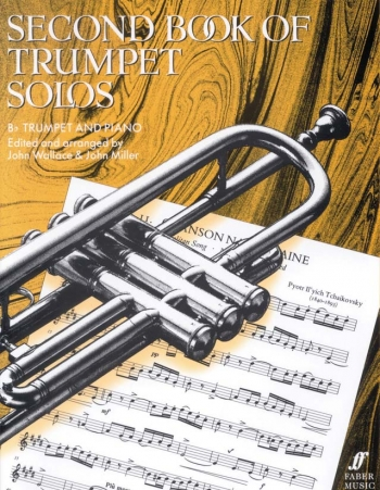 Second Book Of Trumpet Solos: Trumpet & Piano