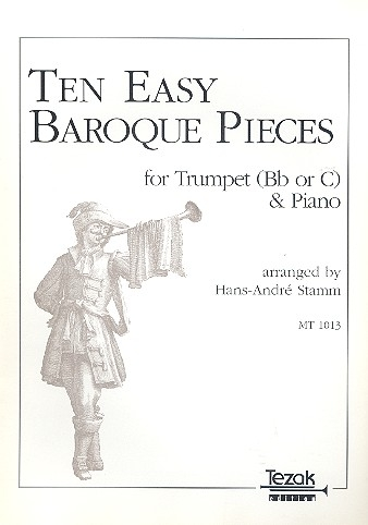 Ten Easy Baroque Pieces