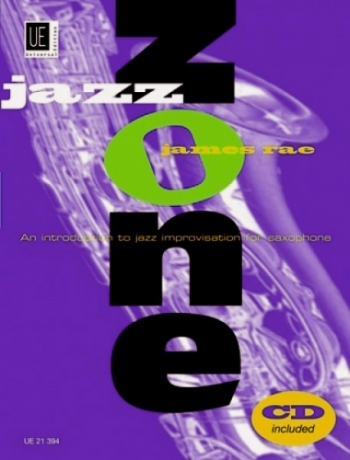 Jazz Zone: Alto Or Tenor Saxophone