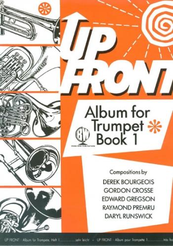 Up Front Album: Book 1: Trumpet