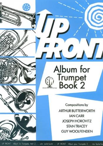 Up Front Album: Book 2: Trumpet