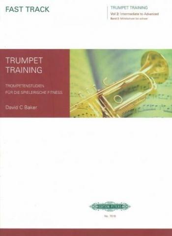 Fast Track Trumpet Training: 2