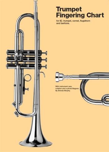 Trumpet Fingering Chart: Trumpet: Tutor