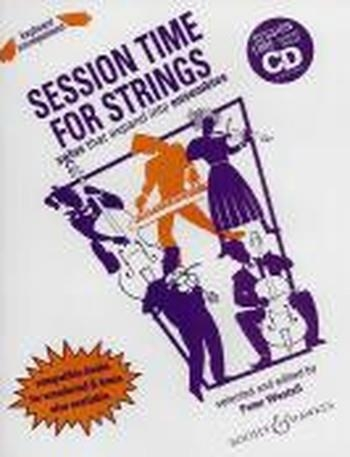 Session Time: Strings: Piano Accompaniment