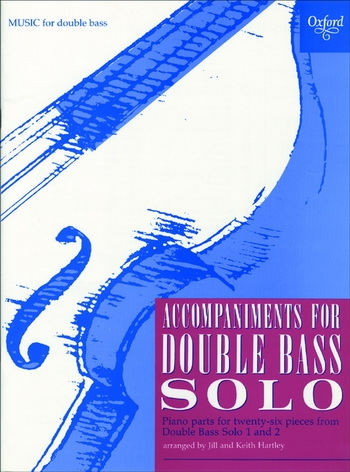 Double Bass Solo: Piano Accompaniment