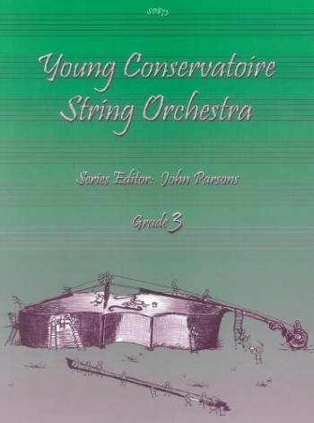 Young Conservatoire String Orchestra - Grade 3 - Sc&pts
