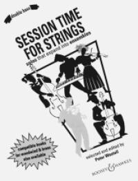 Session Time For Strings: Double Bass