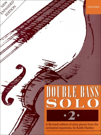Double Bass Solo: Book 2
