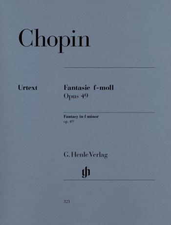Fantasy In F Minor Op.49: Piano (Henle)