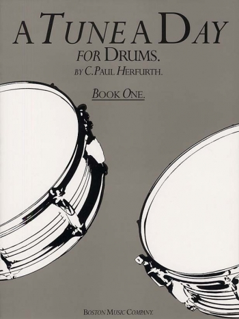 Tune A Day Drums: Book 1