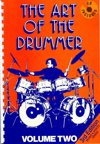 Art Of The Drummer: Book 2: Drum Book Only
