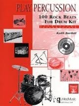 Play Percussion: 100 Rock Beats For Drum Kit