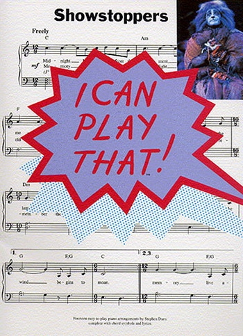 I Can Play That Showstoppers: Easy Piano