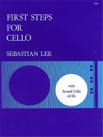 First Steps For Cello (Stainer & Bell)