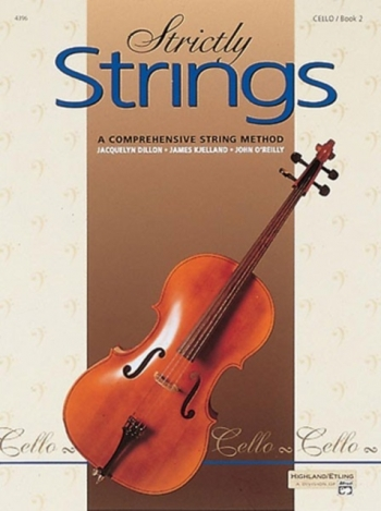 Strictly Strings Book 2: Cello