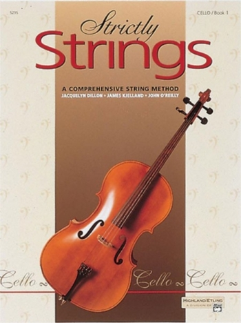 Strictly Strings Book 1: Cello