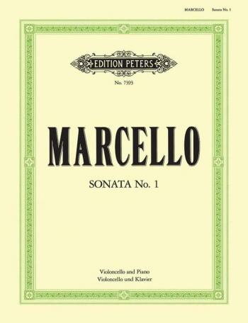 Sonata F Major No.1: Cello & Piano (Peters)